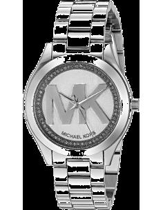 Chic Time | Montre Femme Michael Kors Runway MK3548 Argent  | Prix : 229,00€