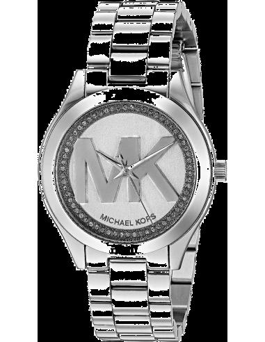 Chic Time | Montre Femme Michael Kors Runway MK3548 Argent  | Prix : 183,20€