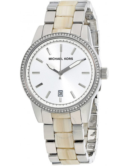 Chic Time | Montre Femme Michael Kors MK6371 Argent  | Prix : 189,00€