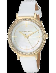 Chic Time | Montre Femme Michael Kors Cinthia MK2662 Blanc  | Prix : 199,00€