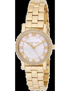 Chic Time | Montre Femme Michael Kors Petite Norie Pavé MK3682  | Prix : 183,20€