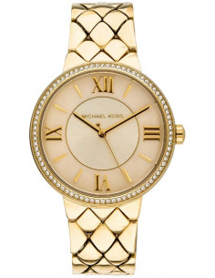 Chic Time | Montre Femme Michael Kors Courtney Pavé MK3704  | Prix : 224,10 €