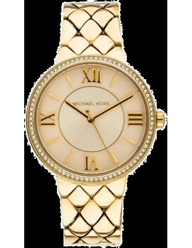 Chic Time | Montre Femme Michael Kors Courtney Pavé MK3704  | Prix : 199,90€