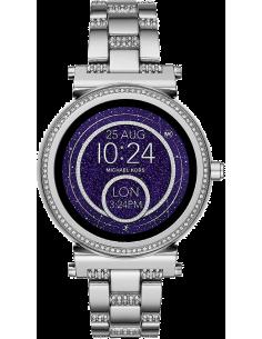 Chic Time | Montre Connectée Femme Michael Kors Access Sofie MKT5036 Argent  | Prix : 419,00€