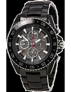 Chic Time | Montre Homme Michael Kors JetMaster MK9012 Noir  | Prix : 369,00€