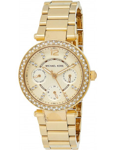 Chic Time | Montre Femme Michael Kors Parker MK6056 Or  | Prix : 199,20 €