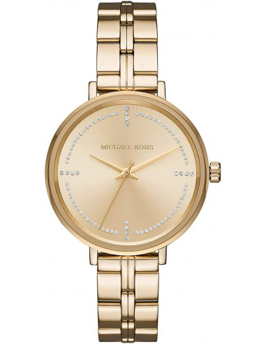 Chic Time   Montre Femme Michael Kors MK3792 Or    Prix : 199,20€