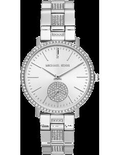 Chic Time | Montre Femme Michael Kors Jaryn MK3600 Argent  | Prix : 323,10€