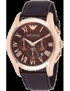 Chic Time | Montre Homme Armani Classic AR1701 Marron  | Prix : 129,00€