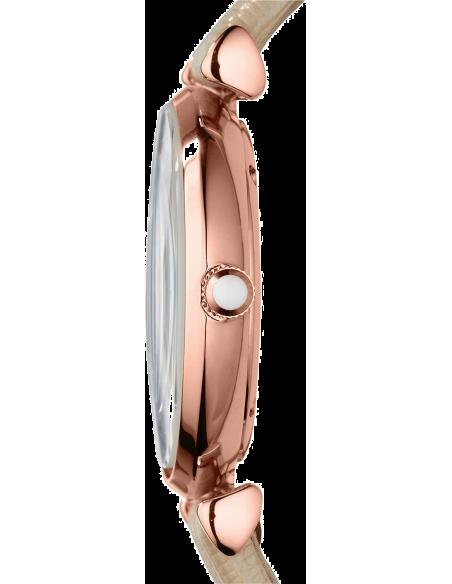 Chic Time | Montre Femme Armani Retro AR1681 Beige  | Prix : 223,20€