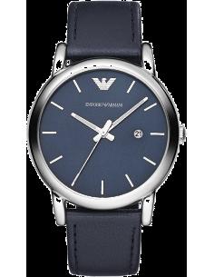 Chic Time | Montre Homme Armani Classic AR1731 Bleu  | Prix : 181,30€