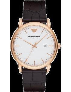 Chic Time | Montre Homme Emporio Armani Luigi AR2502 Marron  | Prix : 131,40€
