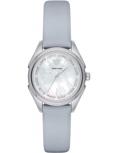 Chic Time | Montre Femme Emporio Armani Valeria AR11032 Bleu  | Prix : 223,20€