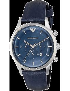 Chic Time | Montre Homme Emporio Armani Lambda AR11018 Bleu  | Prix : 179,40€