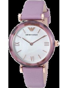 Chic Time | Montre Femme Emporio Armani AR11003 Violet  | Prix : 199,20€