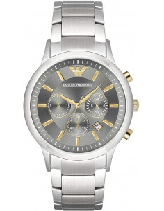 Chic Time | Montre Homme Emporio Armani Dress AR11047  | Prix : 194,50 €