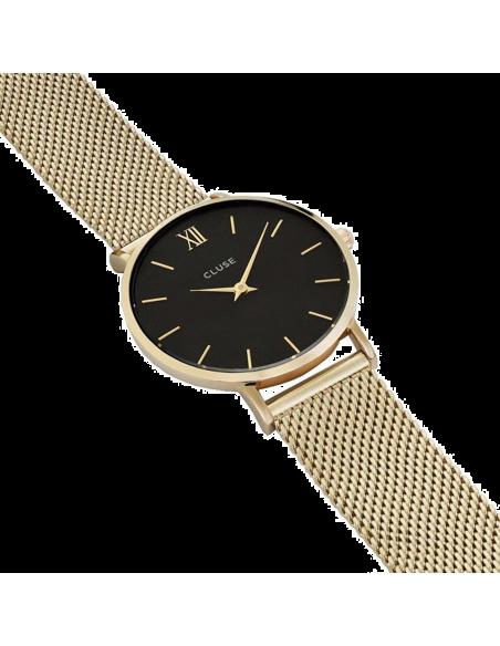 Chic Time | Montre Femme Cluse Minuit CL30012 Or  | Prix : 64,97€
