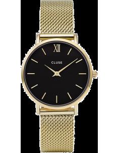 Chic Time | Montre Femme Cluse Minuit CL30012 Or  | Prix : 74,96€
