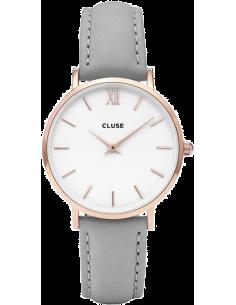 Chic Time | Montre Femme Cluse Minuit CL30002  | Prix : 64,97€