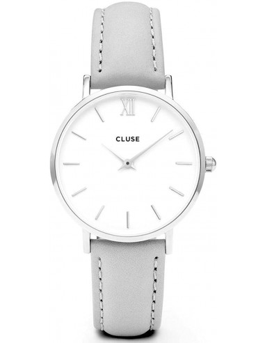 Chic Time | Montre Femme Cluse Minuit CL30006  | Prix : 58,47€