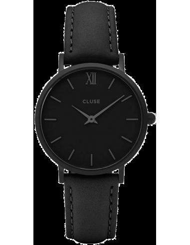 Chic Time   Montre Cluse Minuit CL30008 Full Black    Prix : 71,96€