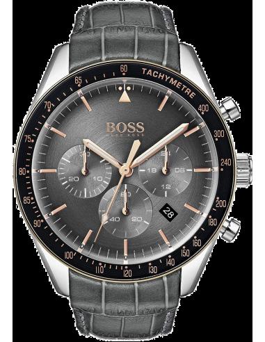 Montre Homme Hugo Boss Trophy 1513628 Gris Anthracite