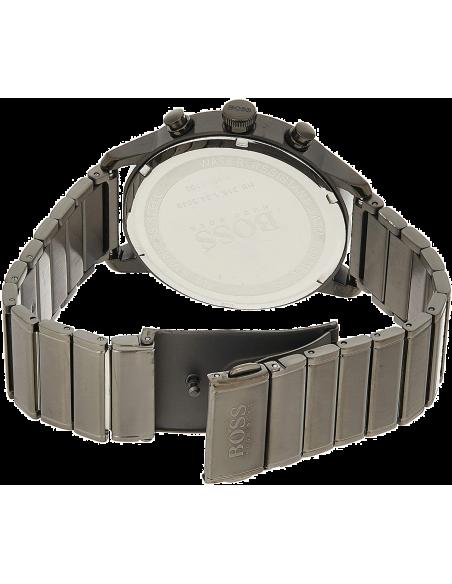 Chic Time | Montre Homme Hugo Boss Architectural 1513574 Gris acier  | Prix : 257,40€