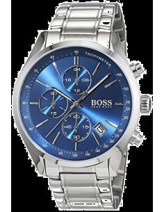Chic Time | Montre Hugo Boss Grand Prix Chronomètre 1513478 Argent  | Prix : 257,40€