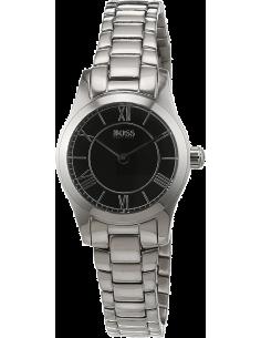 Chic Time | Montre Femme Hugo Boss Ambassador 1502376 Argent  | Prix : 203,15€