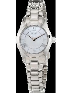 Chic Time | Montre Femme Hugo Boss Ambassador 1502377 Argent  | Prix : 203,15€