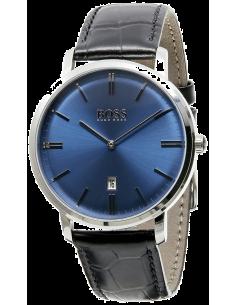 Chic Time | Montre Homme Hugo Boss Tradition 1513461 Noir  | Prix : 119,40€