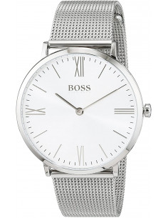Chic Time | Montre Homme Hugo Boss 1513459 Argent  | Prix : 191,20€
