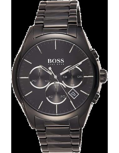 Chic Time | Montre Homme Hugo Boss Onyx 1513365 Noire  | Prix : 219,00€