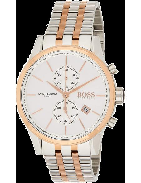 Chic Time | Montre Homme Hugo Boss Jet 1513385 Bracelet acier et or Rose  | Prix : 349,00€