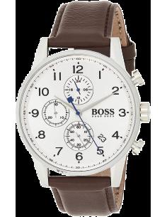 Chic Time | Montre Homme Hugo Boss Navigator 1513495 Brun  | Prix : 239,20€