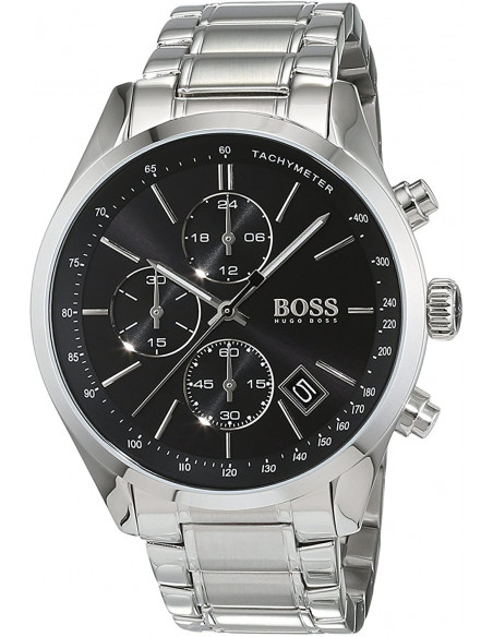 Chic Time | Montre Hugo Boss Grand Prix 1513477 Chronomètre Sport  | Prix : 251,30€