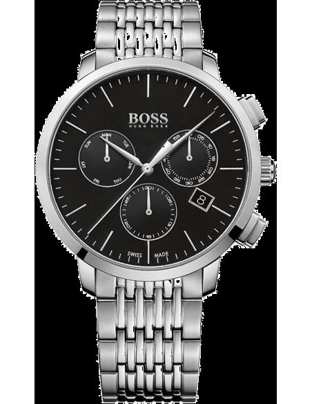 Chic Time | Montre Homme Hugo Boss 1512446 Argent  | Prix : 199,50€