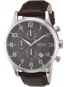 Chic Time | Montre Homme Hugo Boss Sport 1512570 Marron  | Prix : 250,75 €