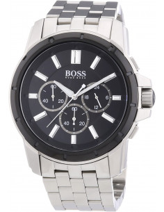 Chic Time | Montre Homme Hugo Boss Sport 1512928 Bracelet en acier inoxydable  | Prix : 339,15€