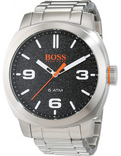 Chic Time | Montre Homme Hugo Boss Boss Orange 1513454 Argent  | Prix : 149,40€