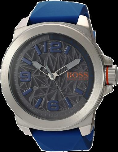 Montre Homme Boss Orange New York 1513355 Bleu