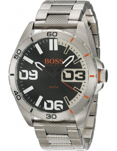 Chic Time | Montre Homme Boss Orange Berlin 1513288 Argent  | Prix : 225,00 €