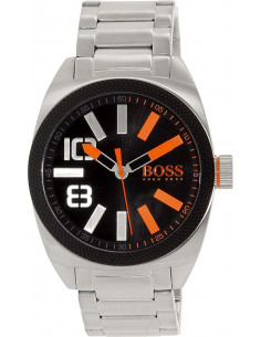Chic Time | Montre Homme Hugo Boss Orange 1513114 Argent  | Prix : 137,40 €