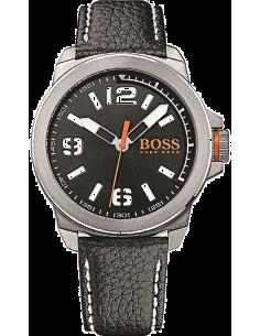 Chic Time | Montre Homme Boss Orange 1513151 Noir  | Prix : 143,65€