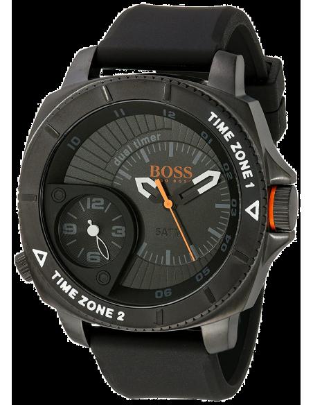 Chic Time   Montre Homme Hugo Boss 1513213 Noir    Prix : 254,15€