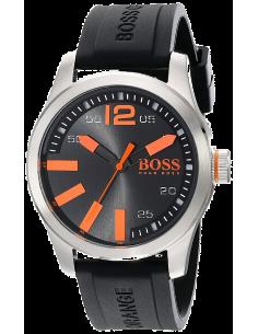 Chic Time | Montre Homme Boss Orange 1513059 Noir  | Prix : 143,65€