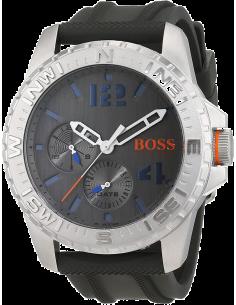 Chic Time | Montre Homme Boss Orange Reykjavik 1513412 Gris  | Prix : 254,15€