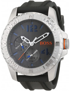 Chic Time | Montre Homme Boss Orange Reykjavik 1513412 Gris  | Prix : 254,15 €
