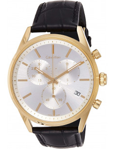Chic Time | Montre Homme Calvin Klein Formality K4M275C6  | Prix : 296,65 €