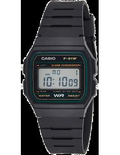 Chic Time | Casio F-91W-3SDG men's watch  | Buy at best price